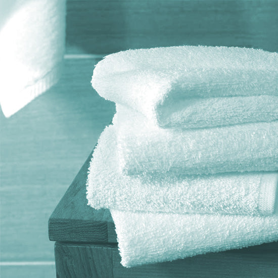 Warm towel for pain relief