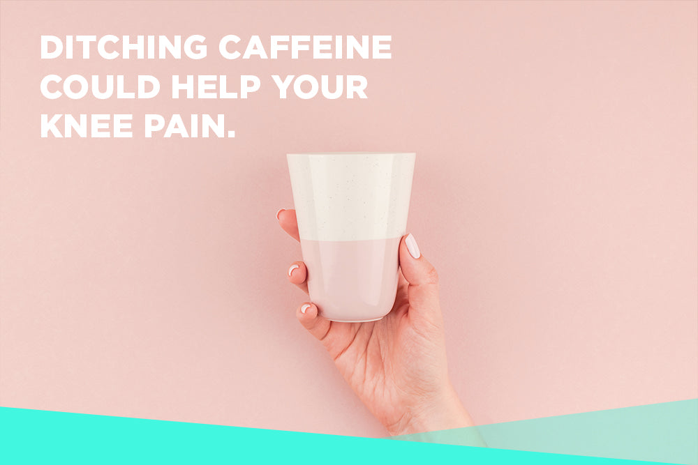 How Caffeine Affects Knee Pain?