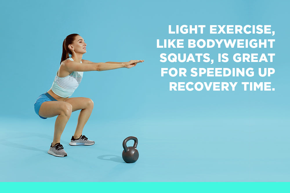 The Best Light Recovery Workout
