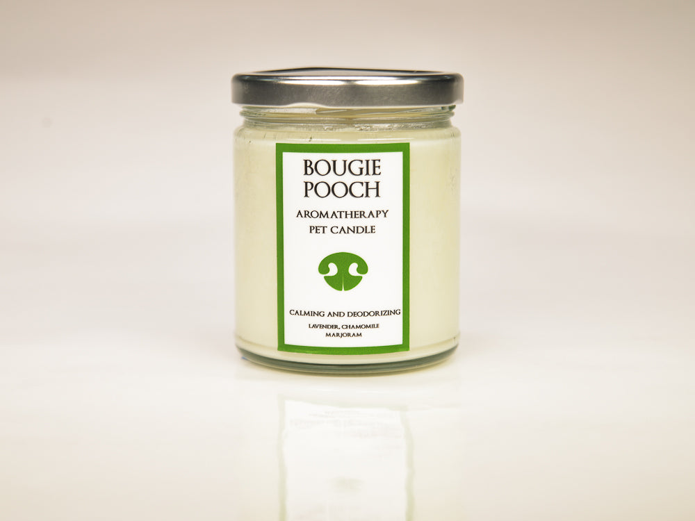 Bougie Pooch Pet Aromatherapy Candles - 8 oz