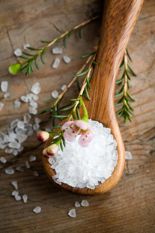 Scented Dead Sea Salt