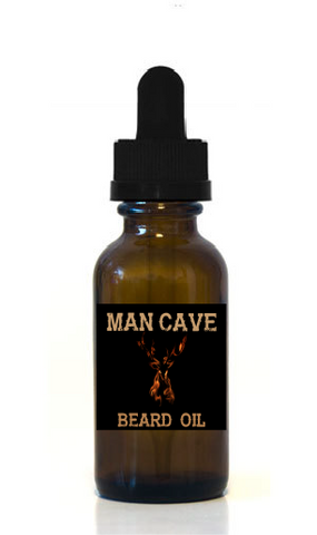 Man Cave Beard Oil