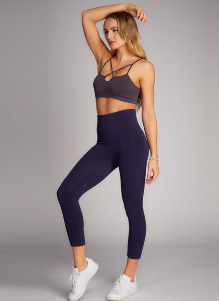 3/4 Bamboo High Waisted Legging