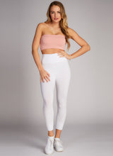 Bamboo 3/4 High Waisted Legging