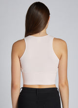 BAMBOO CUT - OUT CROP TANK