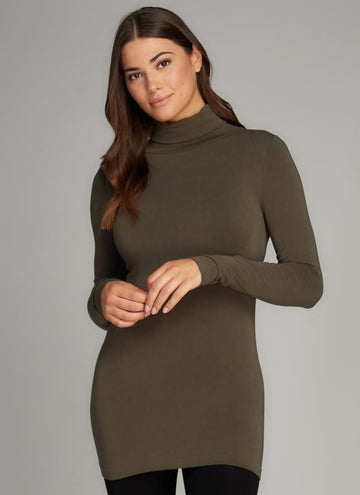 Bamboo Turtle-Neck