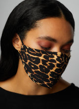 Animal Pattern Three Layer Face Mask