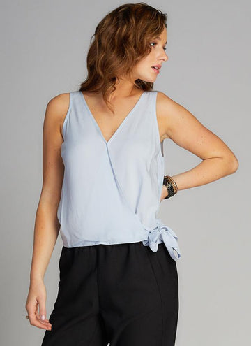S/LESS WRAP TOP