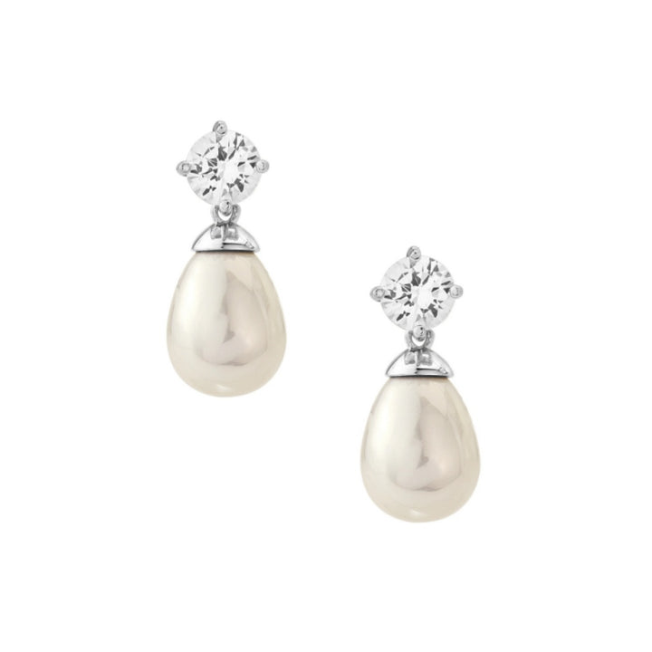 Timeless Pearl Earrings