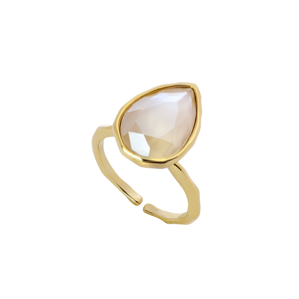 Eve Ring - Oyster