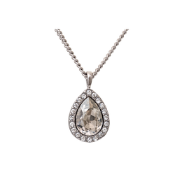 Miss Amy Necklace - Crystal