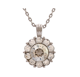 Sofia Necklace - Crystal