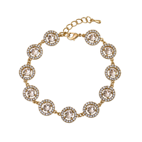 Miranda Bracelet - Light Silk