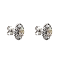Miss Sofia Earrings - Crystal