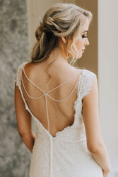 Captivated Back Jewellery