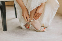 Tampa Sandals Ivory
