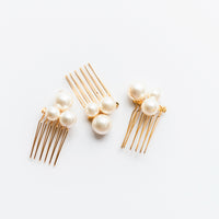 Nia Haircombs - set of three