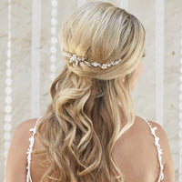 Calista Mini Hair Vine - Gold