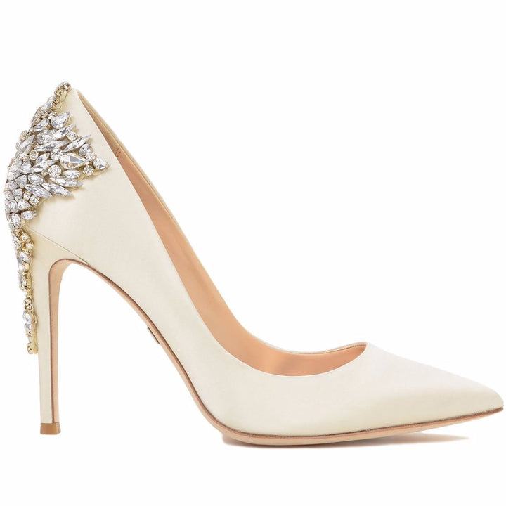 Gorgeous Shoe Ivory
