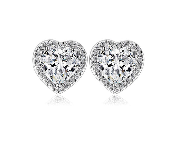 Perfect Heart Earrings
