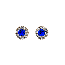 Miss Sofia Earrings - Majestic Blue