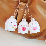 Molang Keychain
