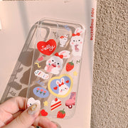 Jelly Rabbit Case