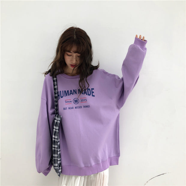Human Made Pullover (4 Colors)