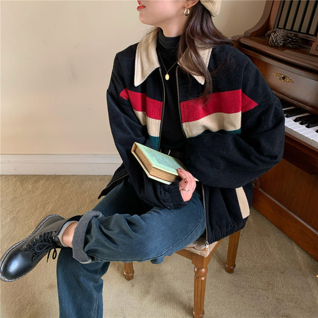 Retro Triple Stripe Jacket