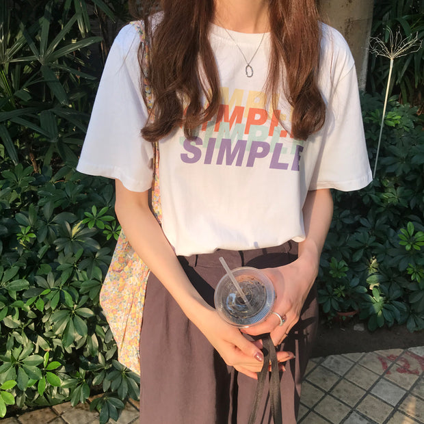 Triple Simple Casual Shirt