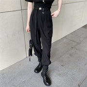 Belted Highwaisted Harem Pants
