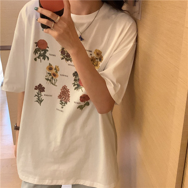 Flower Language Tee
