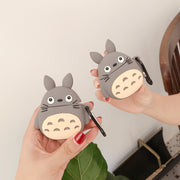 Mini Totoro Airpods Case