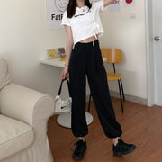 Basic Highwaisted Harem Pants