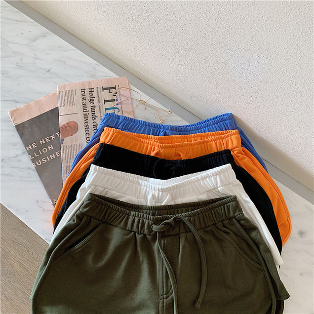 Casual Pocket Gym Shorts