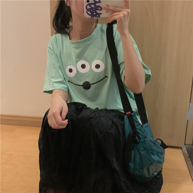 Soft Pixar Disney Character Shirt