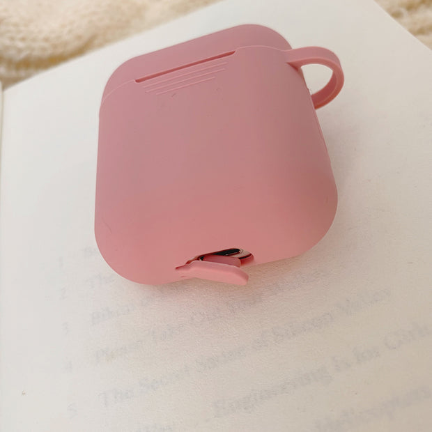 Berry Mauve Airpods Case