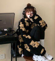 Teddy Bear Fleece Jacket
