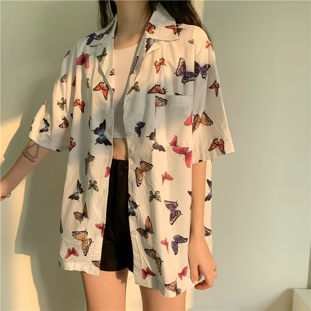 Butterfly All Over Shirt