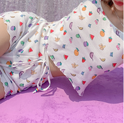 Fruit Punch Pajama Set