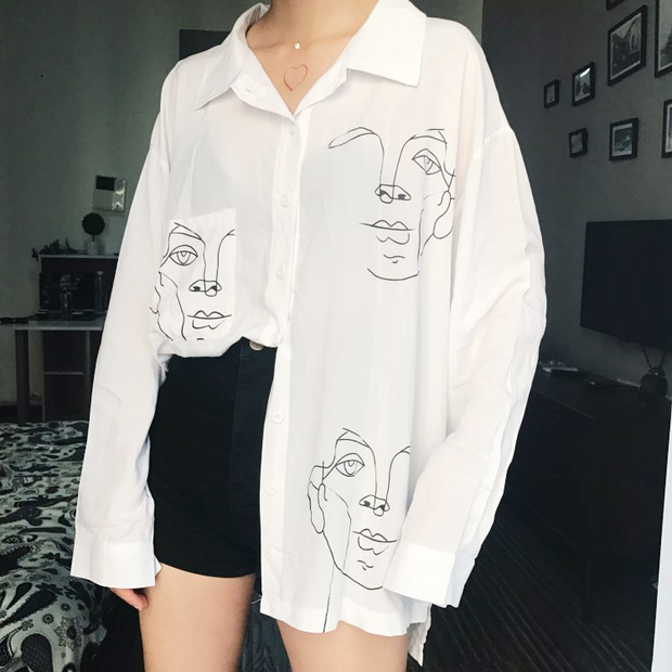 Continuous Portrait Shirt