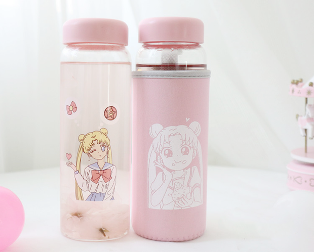 Usagi Tsukino Bottle