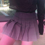 Monochrome Gradient Skirt (S-L)