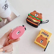 Line Friends Airpod Case