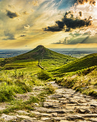 Roseberry Topping and Guisborough