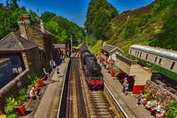 North Yorkshire - NYMR 2.