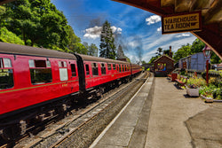 North Yorkshire - NYMR 4.