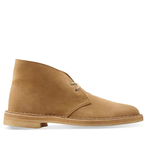 Clarks - Desert Boot - Oakwood Suede
