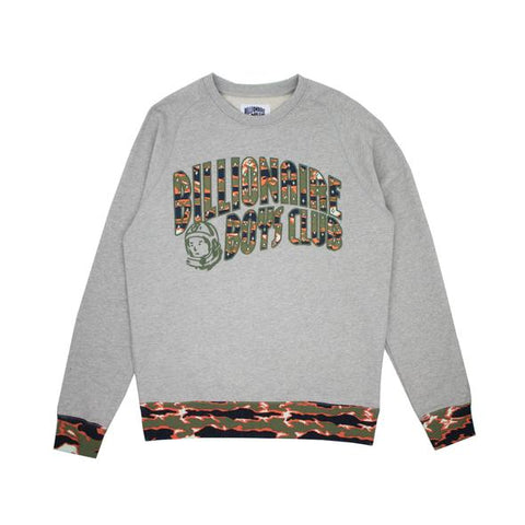 BBC - BB Nirvana Crew - Heather Grey