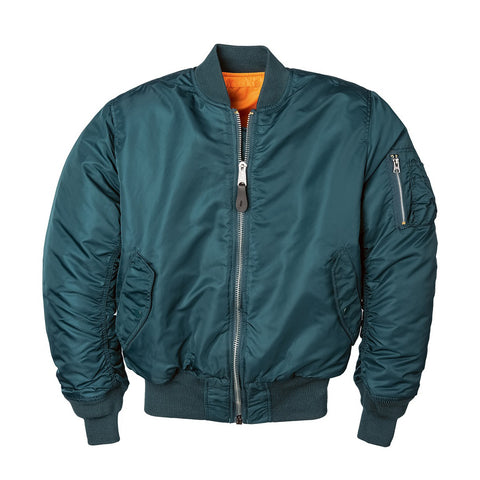 ALPHA - MA-1 FLIGHT JACKET - NAVY
